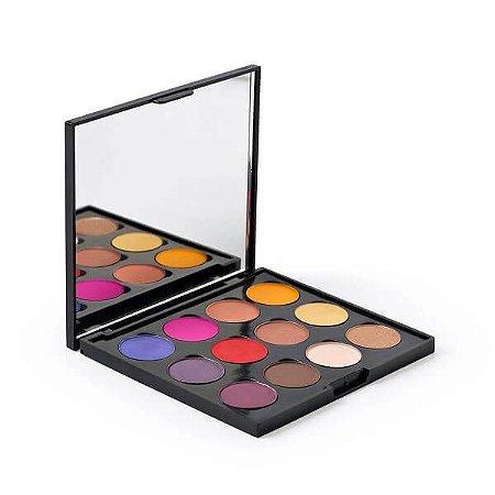 Paleta de sombra Cores 2 - LFPro