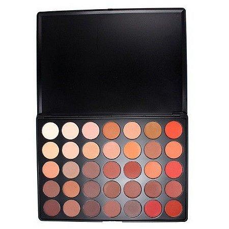 Paleta 35 cores de Sombras Morphe Cosmetics - Modelo 350M
