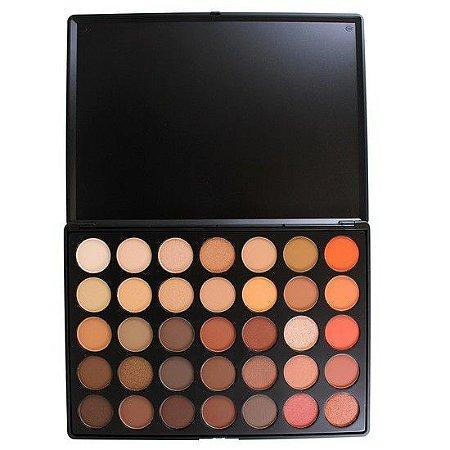 Paleta 35 cores de Sombras 350 - Morphe