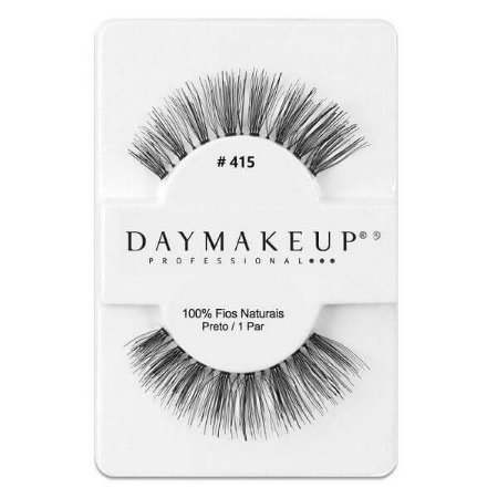 Cílios Postiços Modelo 415 - Day Makeup
