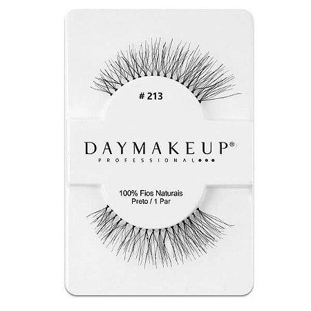 Cílios Postiços Modelo 213 - Day Makeup