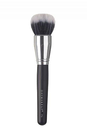 Pincel DUO Fiber Redondo Grande F5 - Day Make up