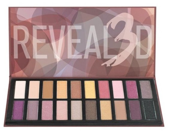 Paleta Revealed 3 Coastal Scents