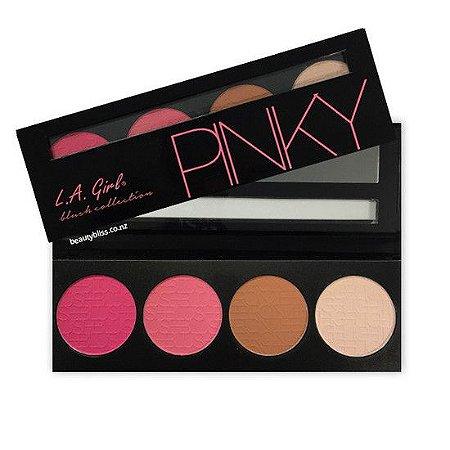 Paleta de Blushes Pinky - L.A. Girl
