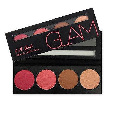 Paleta de Blushes Glam - L.A. Girl
