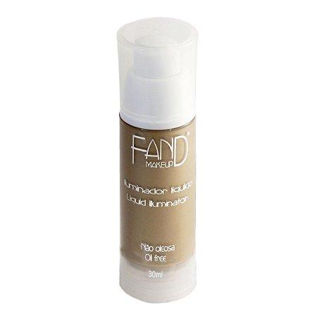 Base líquida iluminadora - Fand Makeup