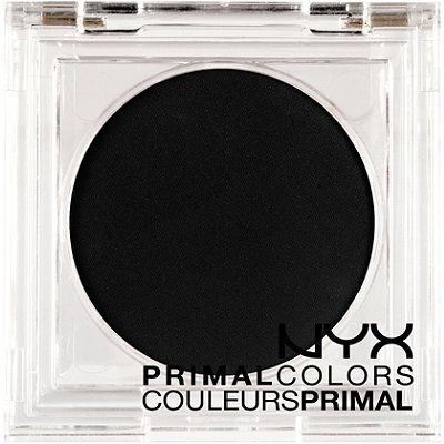 Sombra Preta Primal Colors - NYX