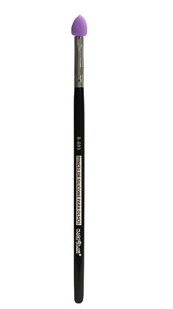 Pincel de Silicone para Olhos B603 - Macrilan