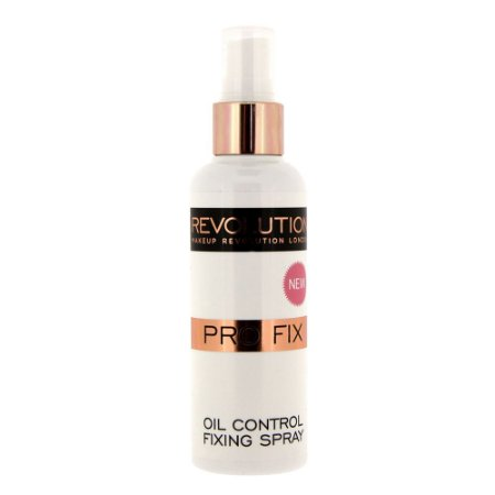 Spray Fixador e Oil Control - Revolution