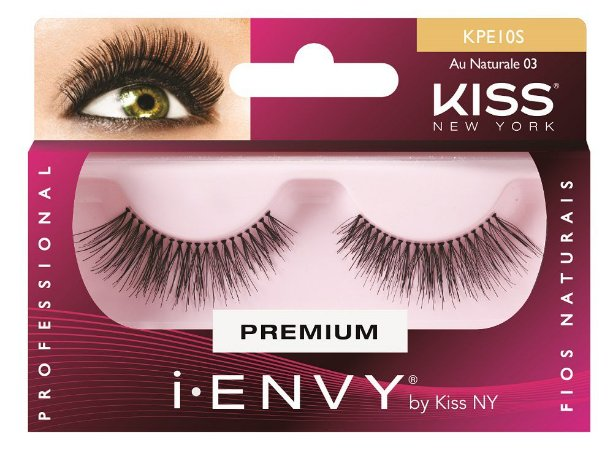 Par de Cílios Postiços Premium KPE10S - First Kiss