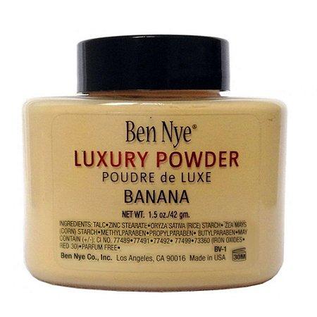 Pó Banana 42gr - Ben Nye