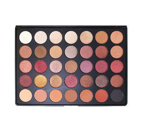 Paleta 35 cores de Sombras 35F - Morphe