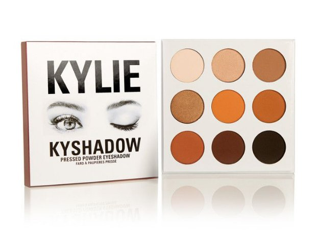 Paleta de Sombras The Bronze - Kylie