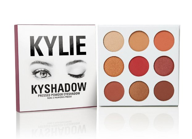 Paleta de Sombras The Burgundy - Kylie