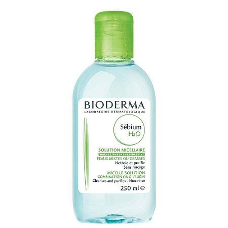Solução Micelar Sebium H2O 250ML - Bioderma