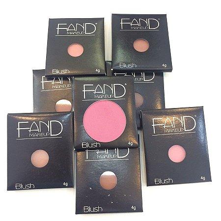 Blush unitário Fand
