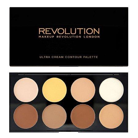 Paleta de Contorno em Creme  Ultra Cream - Revolution