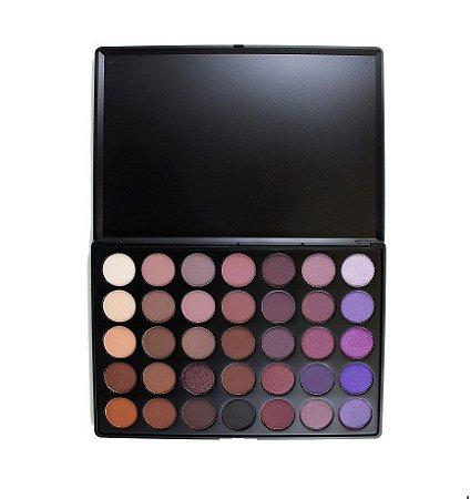 Paleta 35 cores de Sombras Morphe - Modelo 35P