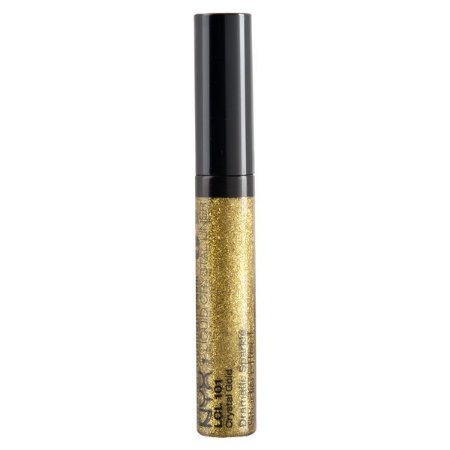 Delineador Crystal Liner Gold/ Dourado - NYX
