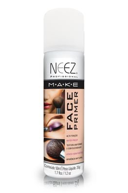 Primer Facial em Spray 50ml - Neez