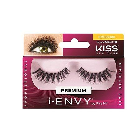 Par de Cílios Postiços Premium KPE33NBR - First Kiss