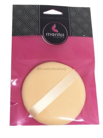 Esponja Grande para maquiagem - Manfel