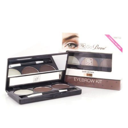 Kit para Moldar Sobrancelhas Go Brow - Rk by Kiss
