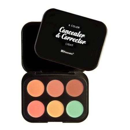 Kit 6 Corretivos Light - BH Cosmetics