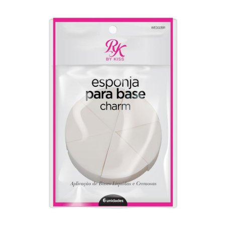 Esponja para Base Charm - RK by Kiss