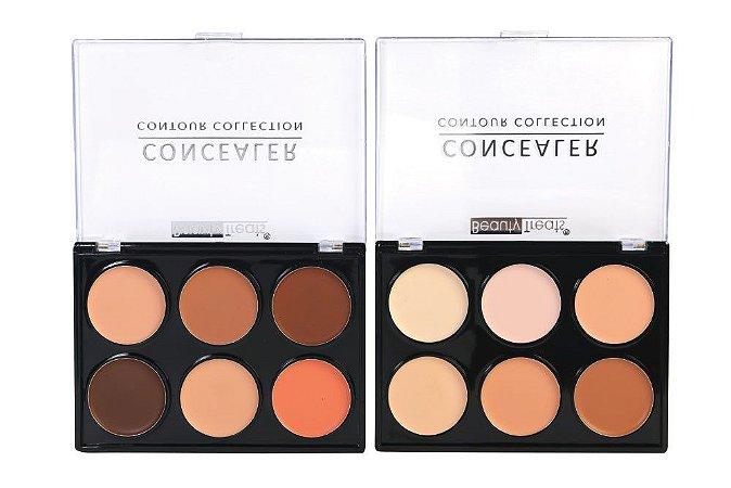 Paleta de Corretivos  - Beauty Treats
