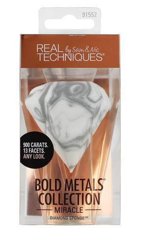 Esponjas Diamond - Real Techniques