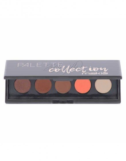 Paleta de sombras Collection Coral - Makie
