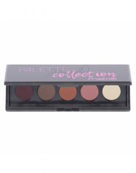 Paleta de sombras Collection Fucshia - Makie