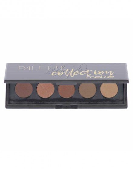 Paleta de sombras Collection Ouro - Makie