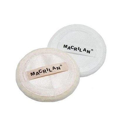 2 Esponjas para maquiagem - Macrilan