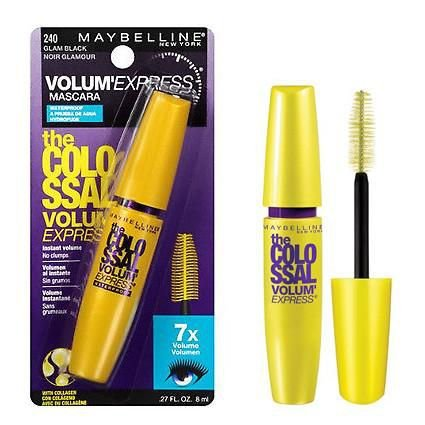 Máscara The Colossal - Maybelline