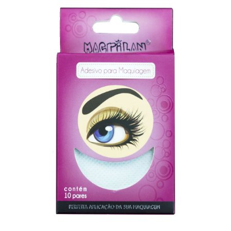 Protetor adesivo para maquiagem - Macrilan