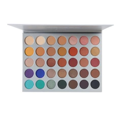 Paleta 35 cores sombras The Jaclyn Hill - Morphe
