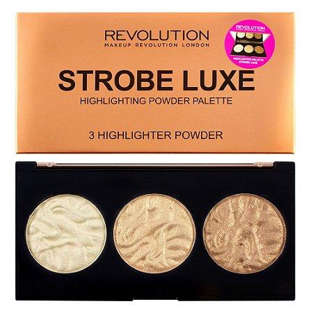 Paleta de Iluminador Strobe Luxe - Revolution