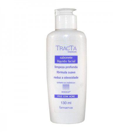 Sabonete Líquido Facial - Tracta
