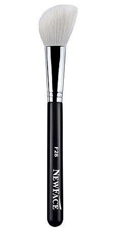 Pincel para contorno angular F28 - New Face