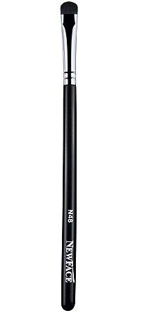 Pincel curto para sombra N48 - New Face