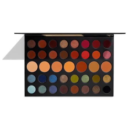 Paleta 39 cores de sombras  Dare to Create 39A - Morphe