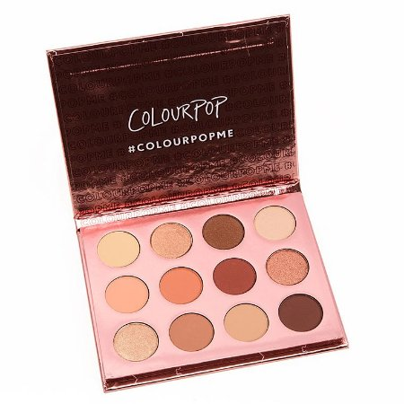 Paleta de Sombras Double Entendre - Colourpop