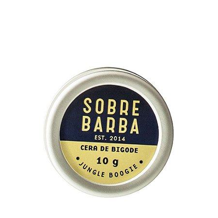 Cera de Bigode Jungle Boogie - Sobrebarba