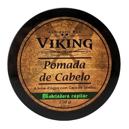 Pomada Modeladora de Cabelo - Viking