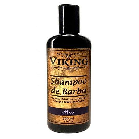 Shampoo de Barba Mar - Viking