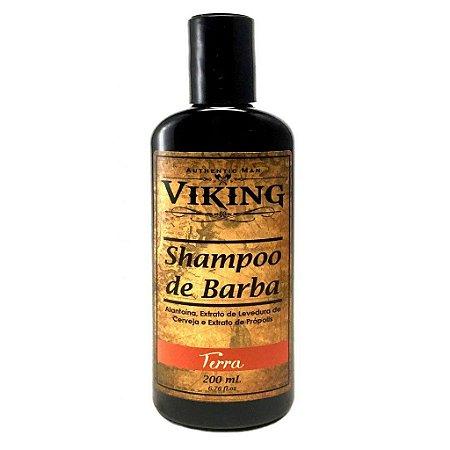 Shampoo de Barba Terra - Viking