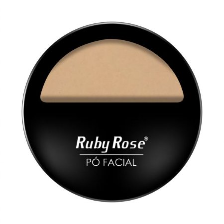 Pó facial Compacto - Ruby Rose