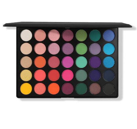 Paleta 35 cores de Sombras 35B - Morphe